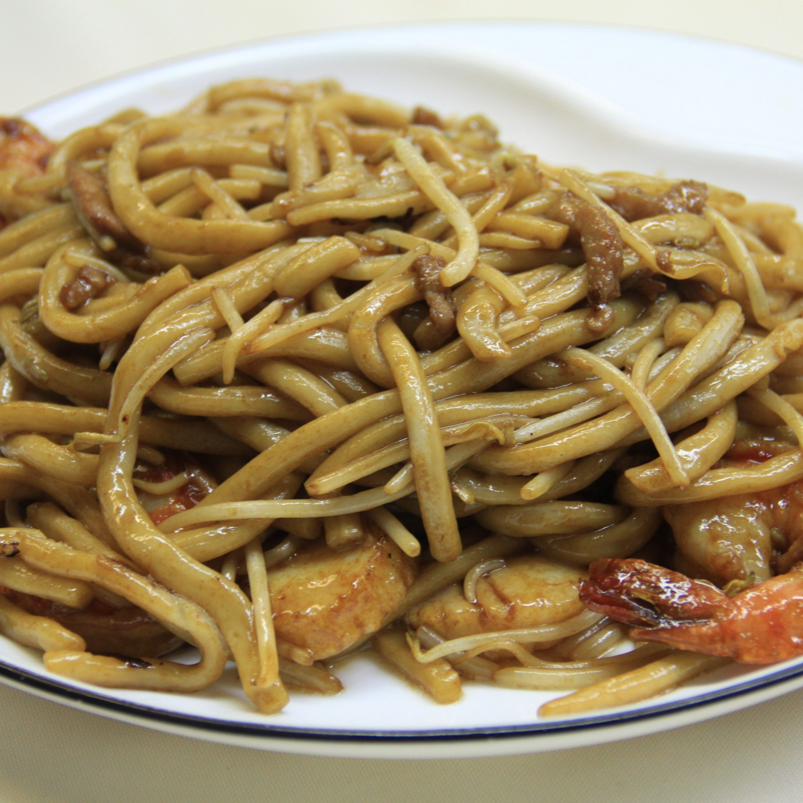 Shanghai Noodles/Vermicelli(seafood, pork)
