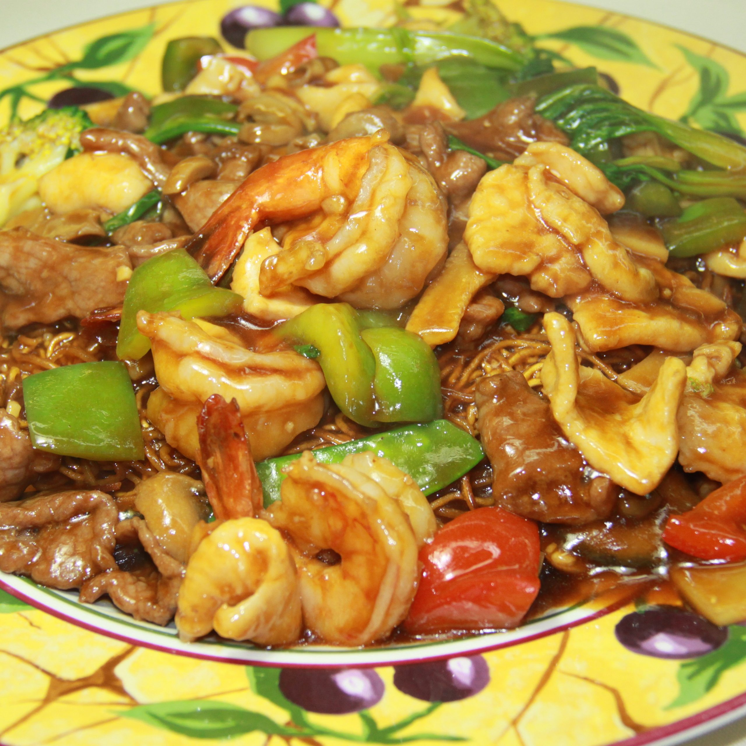Cantonese Chow-Mein