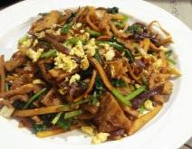 Moo-shu Pork (with 6 Pancakes)