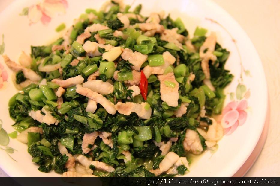 Pork Sautéed w/ Pickle