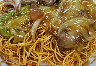 Chow Mein w/Assorted Meat
