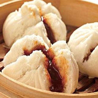 Steamed BBQ Pork Buns (3)