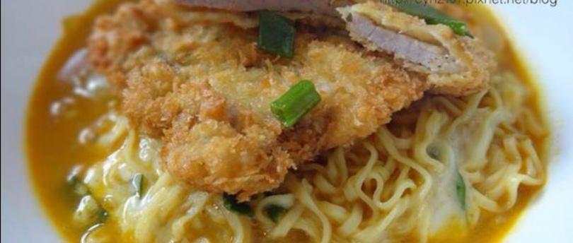 Slow-cooked Pork Chop Noodles Soup