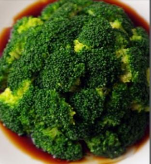 Broccoli (Chili & Garlic Sacue / Garlic / Plain)